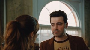 Ron Livingston could be Henry.